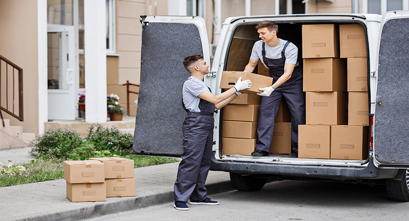 Man And Van Removals in Birmingham West Midlands